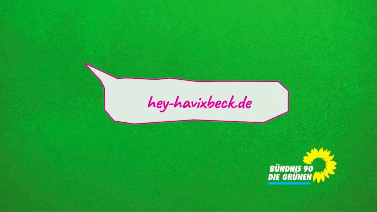 Vorschaubild für Wahlkampagne Bündnis90 / Die Grünen